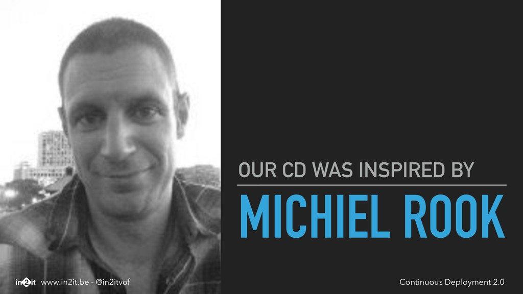 MICHIEL ROOK OUR CD WAS INSPIRED BY Continuous ...