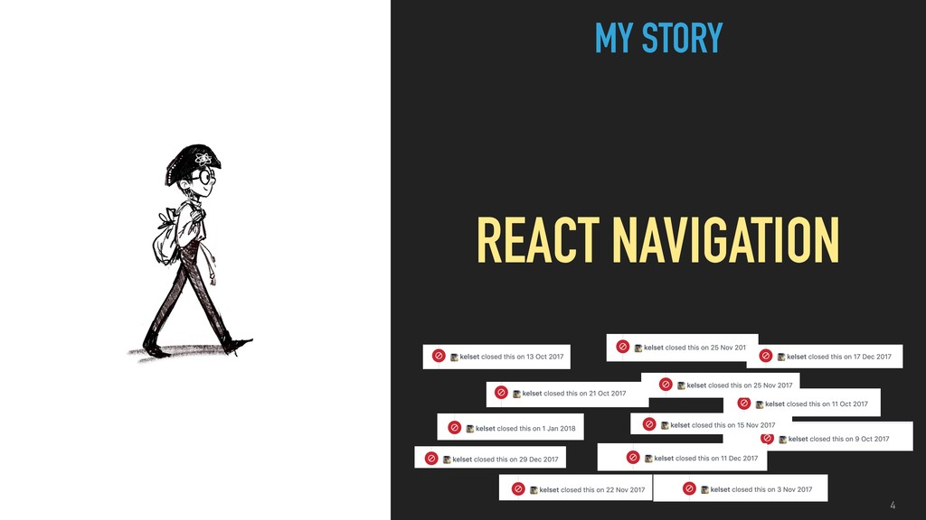 THE REACT NATIVE COMMUNITY EXPERIENCE 4 REACT N...