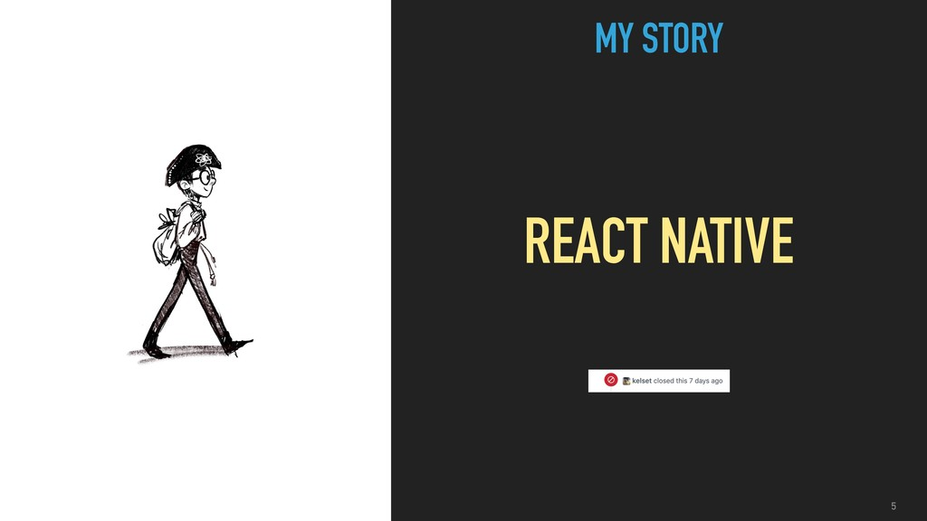 THE REACT NATIVE COMMUNITY EXPERIENCE 5 REACT N...