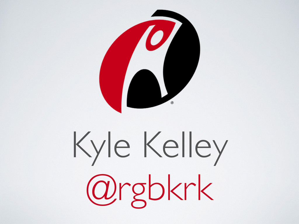 Kyle Kelley  @rgbkrk