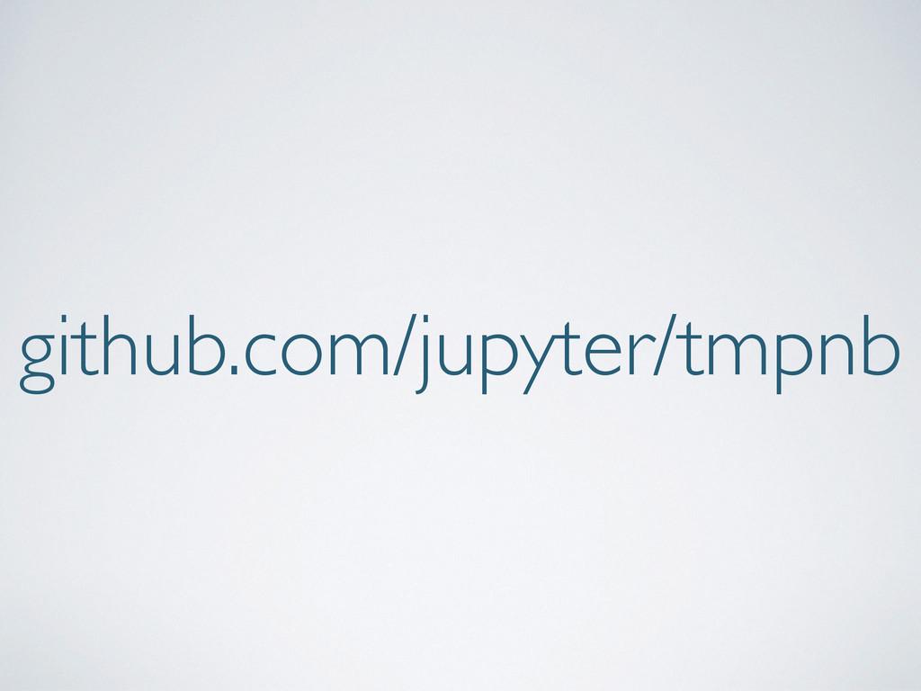 github.com/jupyter/tmpnb