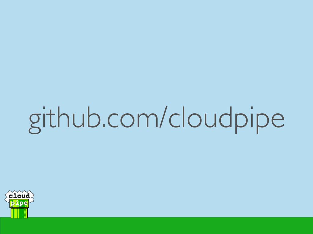github.com/cloudpipe