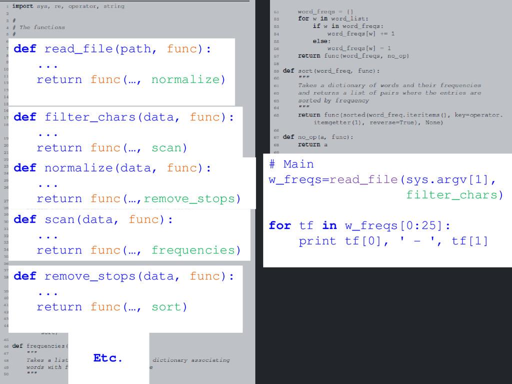 def read_file(path, func): ... return func(…, n...