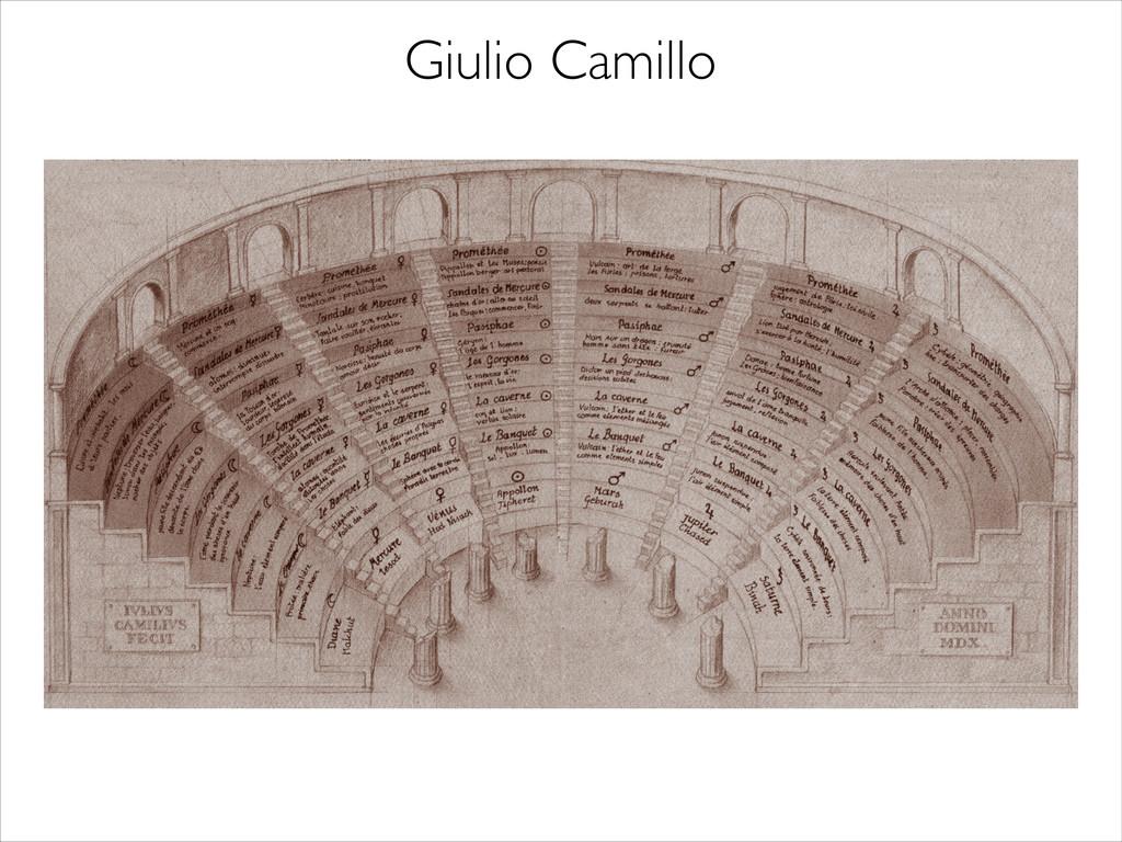 Giulio Camillo