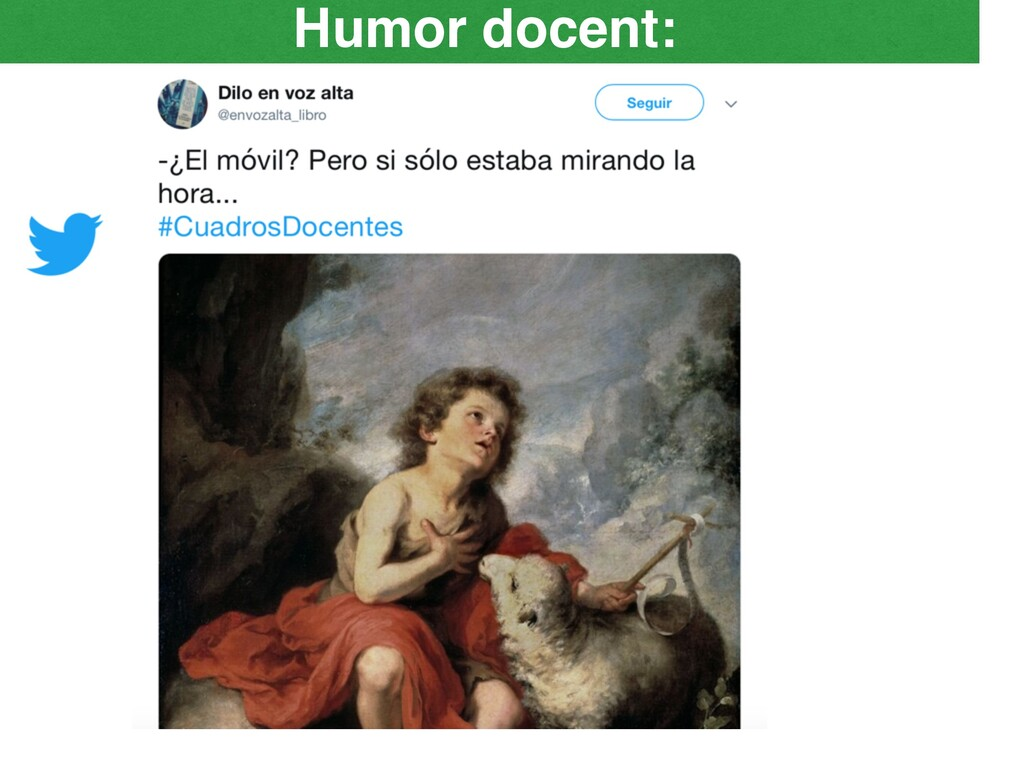 Humor docent: