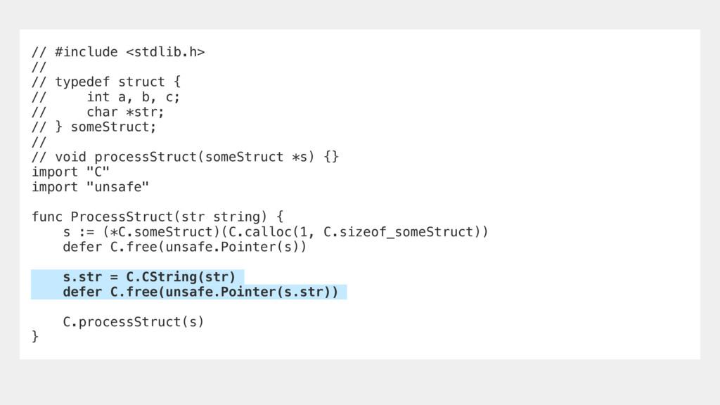 // #include <stdlib.h> // // typedef struct { /...