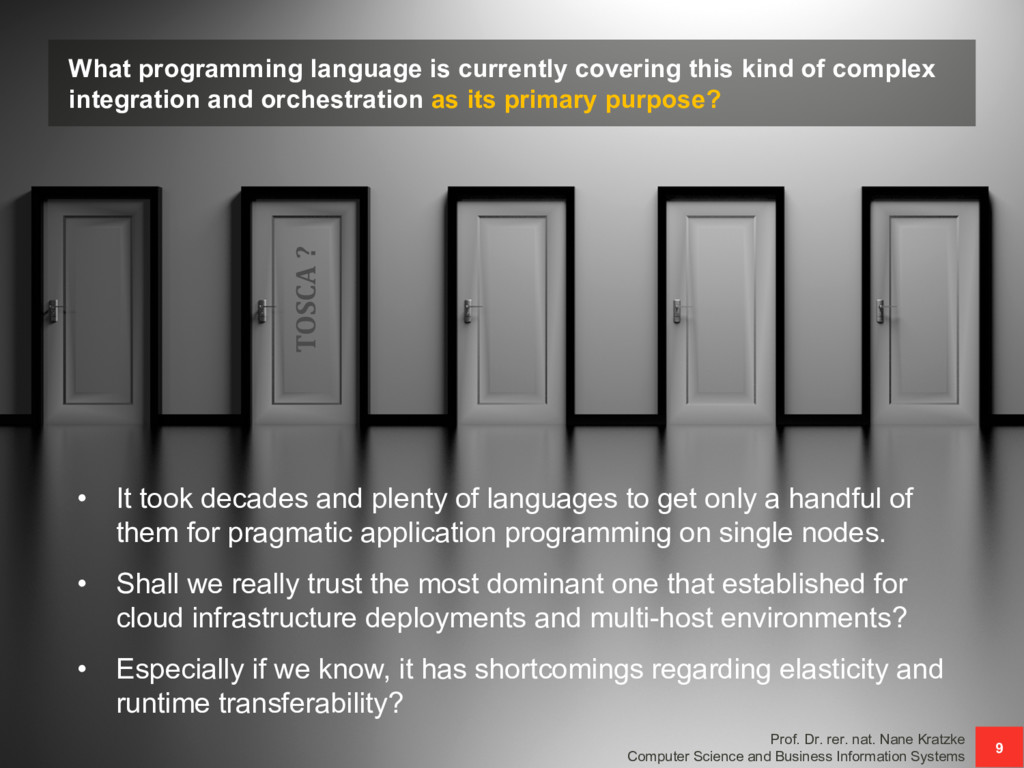 What programming language is currently covering...