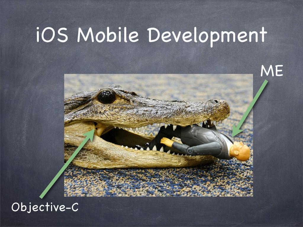iOS Mobile Development Objective-C ME