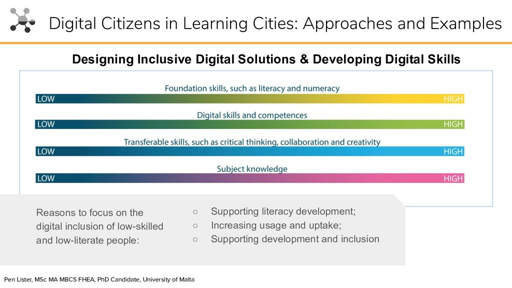 Digital Citizens in Learning Cities: Approaches...