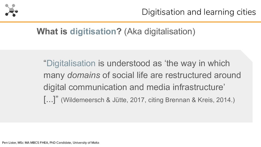 "What is digitisation? (Aka digitalisation) ""Dig..."