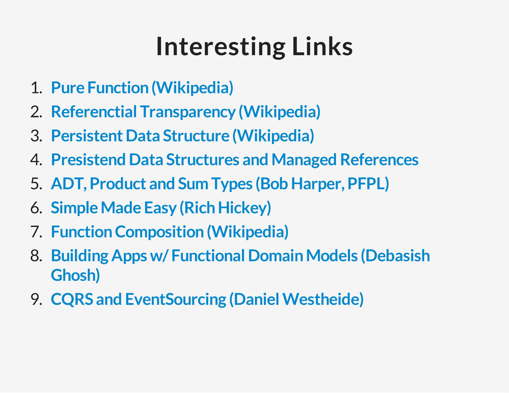 Interesting Links 1. 2. 3. 4. 5. 6. 7. 8. 9. Pu...