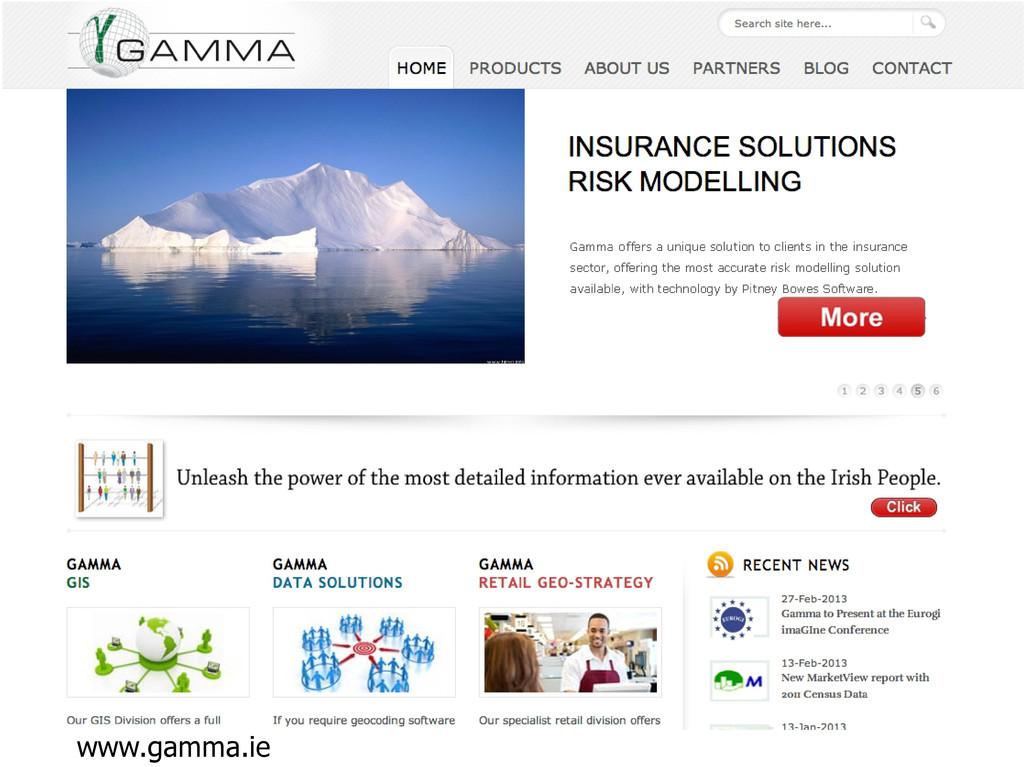 www.gamma.ie