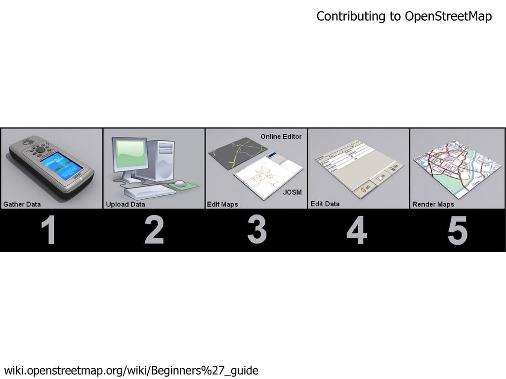 wiki.openstreetmap.org/wiki/Beginners%27_guide ...