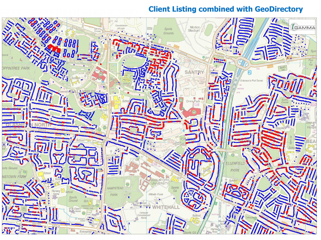 Client Listing combined with GeoDirectory