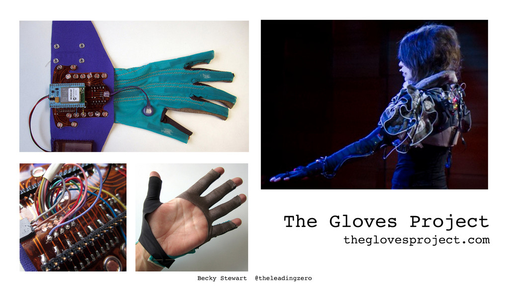 The Gloves Project theglovesproject.com Becky S...