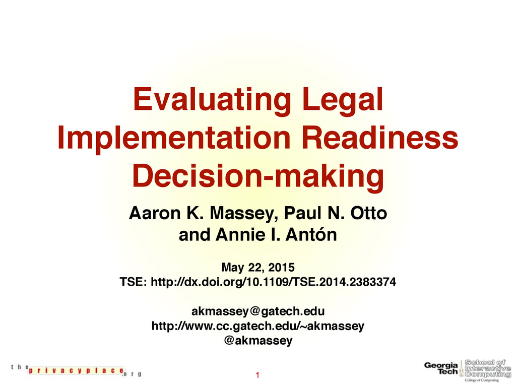 Evaluating Legal Implementation Readiness Decis...