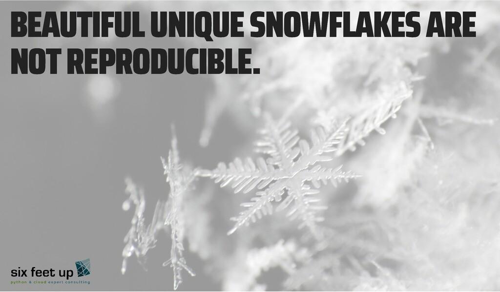 BEAUTIFUL UNIQUE SNOWFLAKES ARE BEAUTIFUL UNIQU...