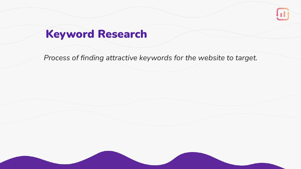 Keyword Research Process of finding attractive k...