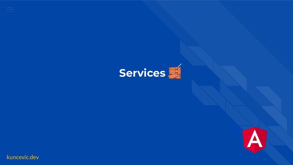 kuncevic.dev Services
