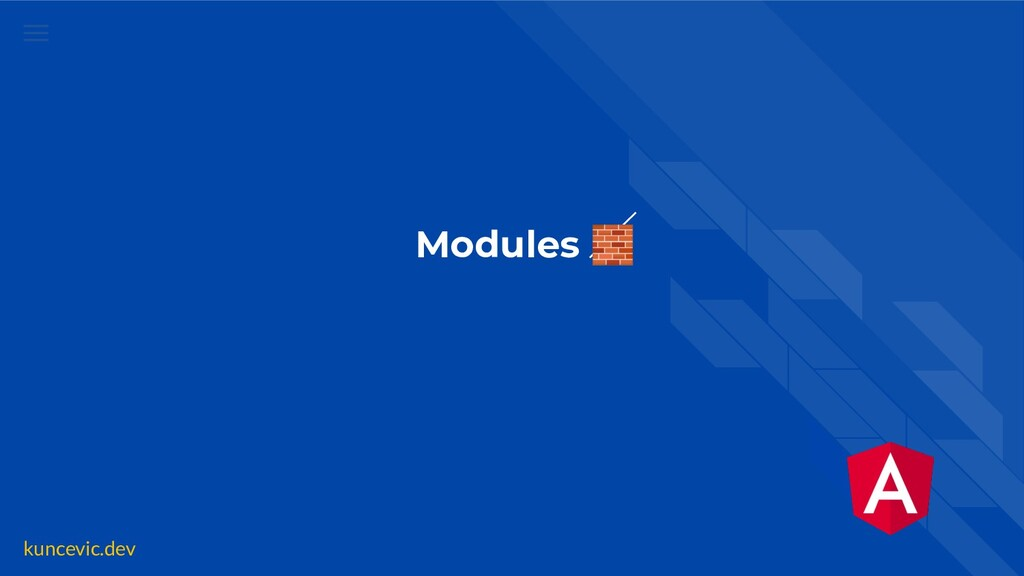 kuncevic.dev Modules