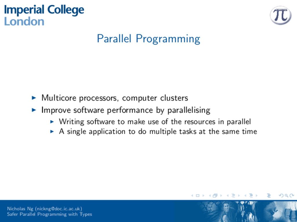 Parallel Programming Multicore processors, comp...