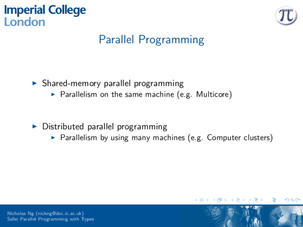Parallel Programming Shared-memory parallel pro...