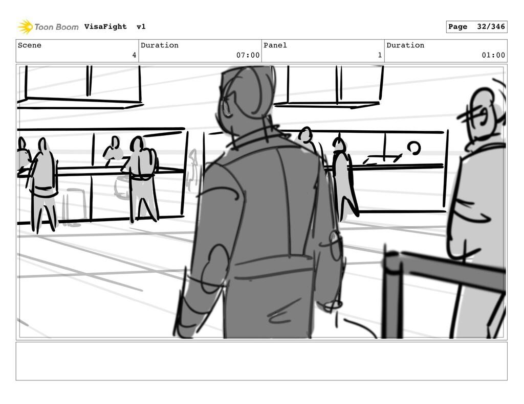 Scene 4 Duration 07:00 Panel 1 Duration 01:00 V...