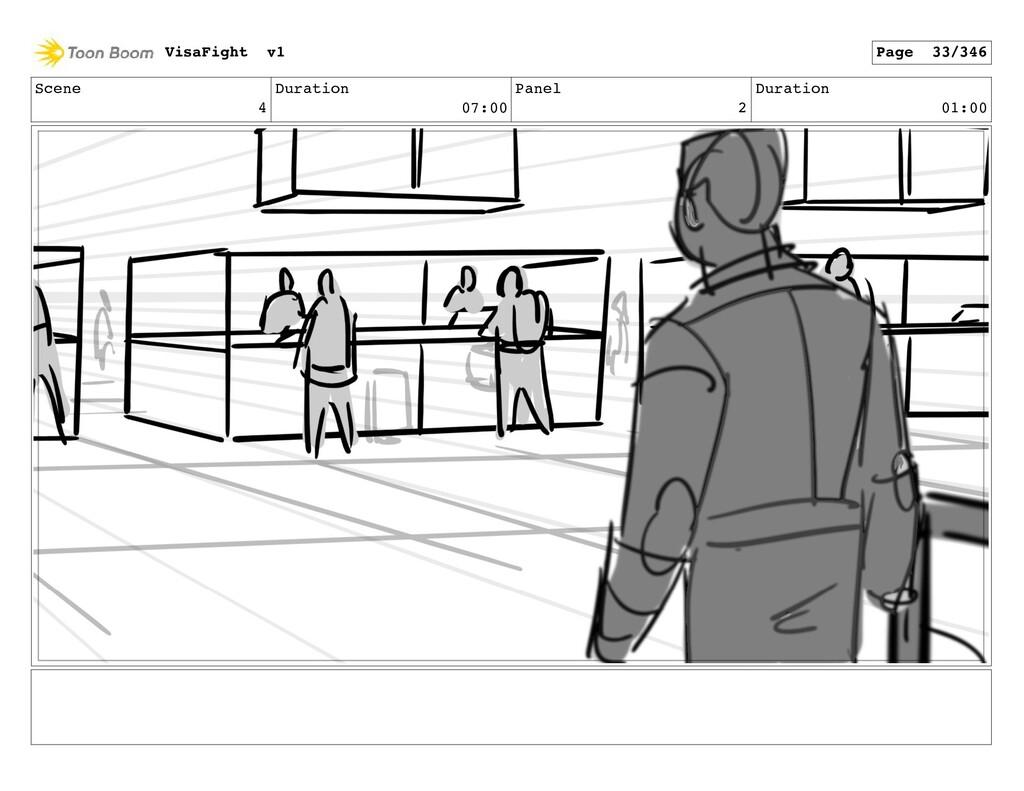 Scene 4 Duration 07:00 Panel 2 Duration 01:00 V...