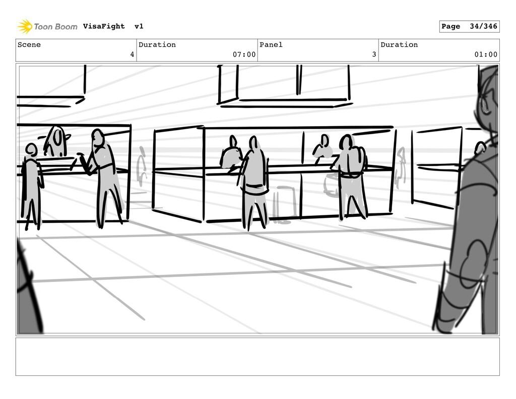Scene 4 Duration 07:00 Panel 3 Duration 01:00 V...
