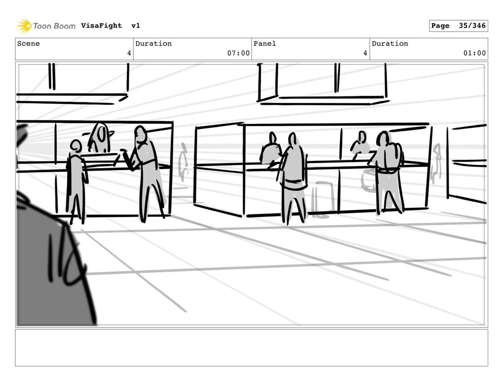 Scene 4 Duration 07:00 Panel 4 Duration 01:00 V...