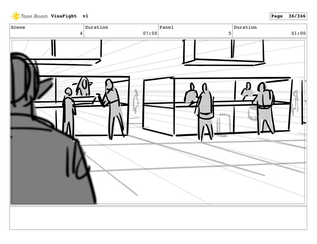 Scene 4 Duration 07:00 Panel 5 Duration 01:00 V...