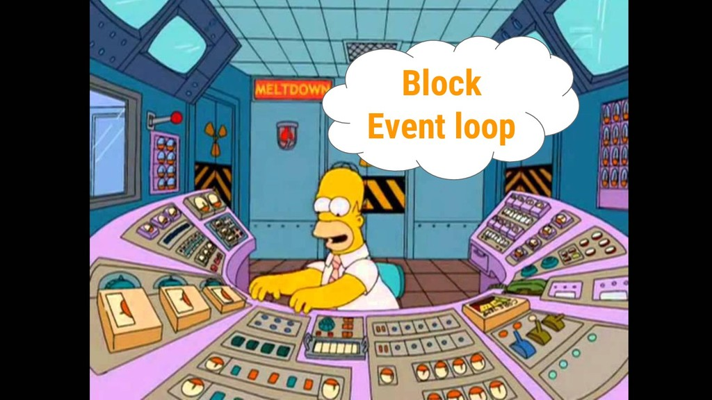11 Block Event loop