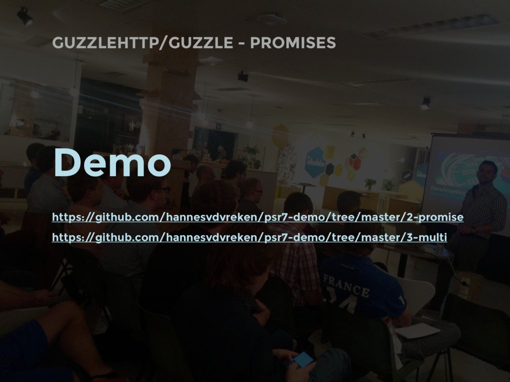 GUZZLEHTTP/GUZZLE - PROMISES Demo https:/ /gith...
