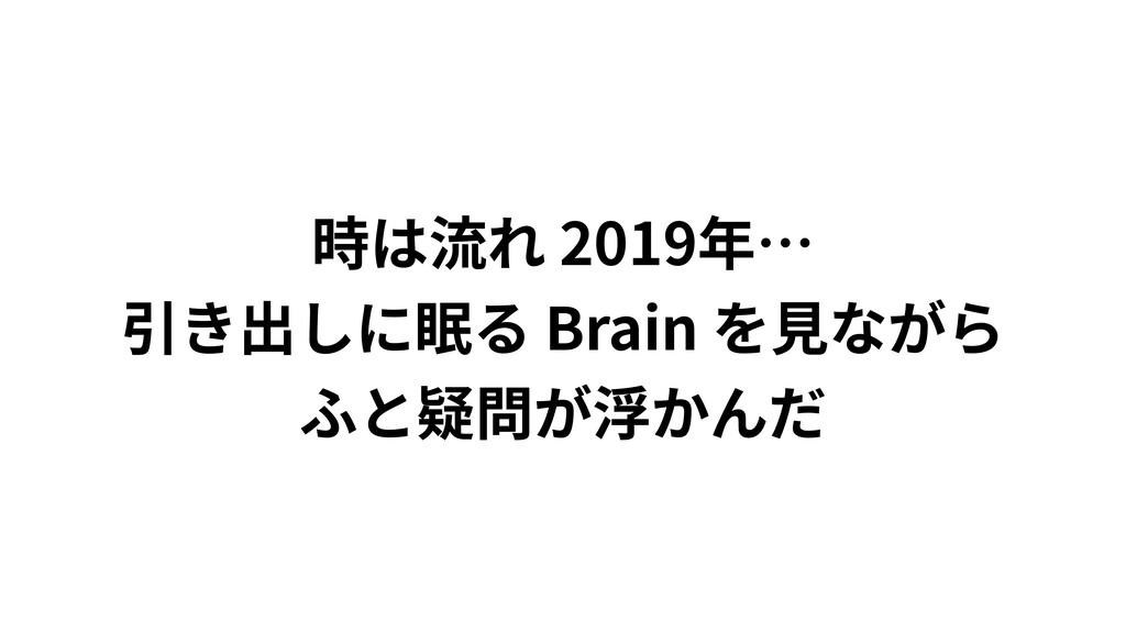 2019   Brain