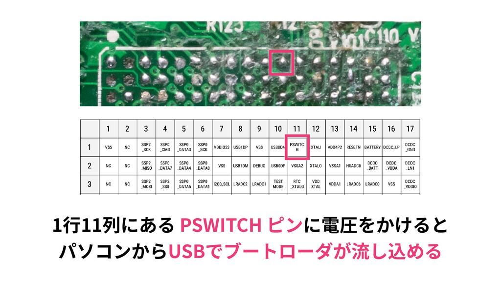 1 11 PSWITCH   USB