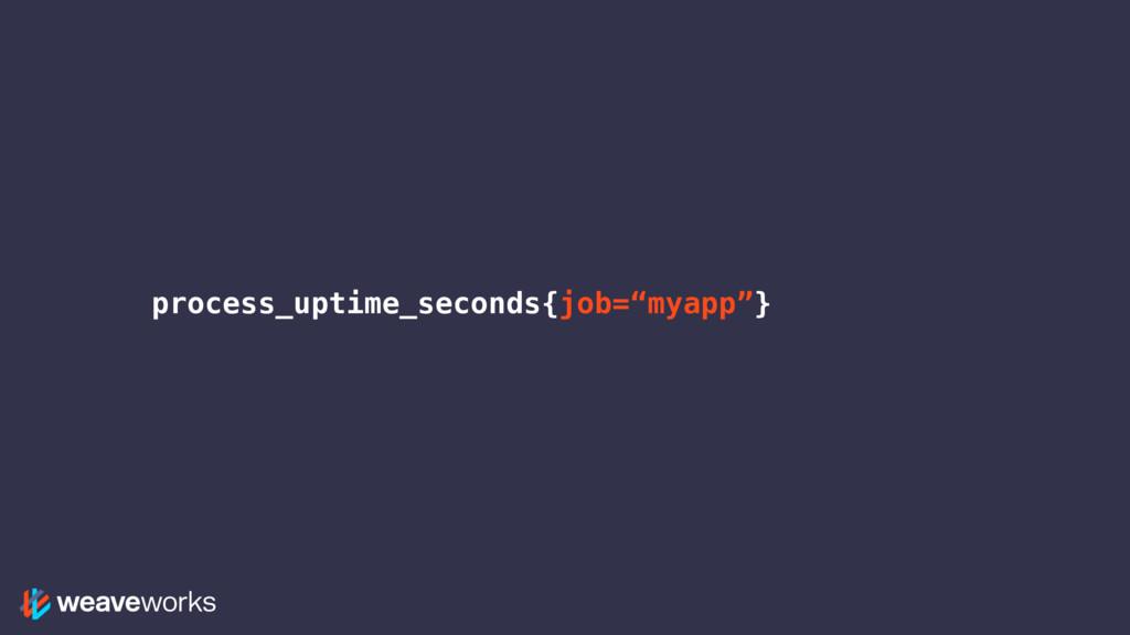 "process_uptime_seconds{job=""myapp""}"