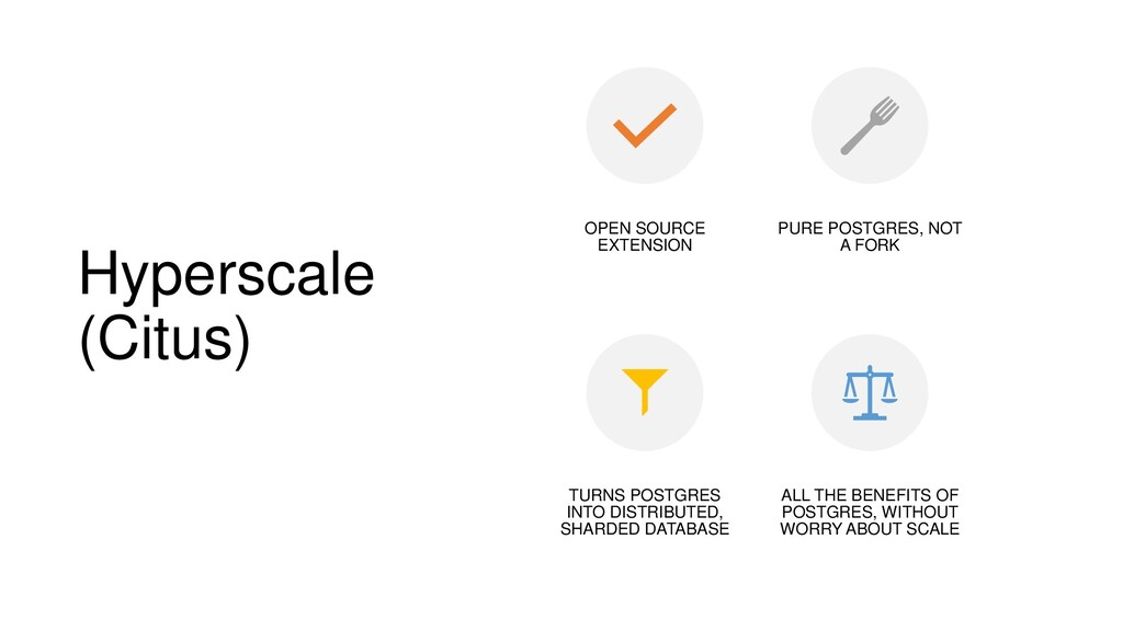 Hyperscale (Citus) OPEN SOURCE EXTENSION PURE P...