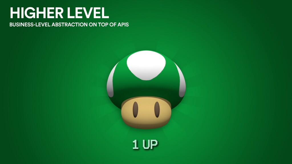 LEVEL UP! HIGHER LEVEL BUSINESS-LEVEL ABSTRACTI...