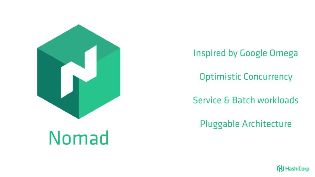 Nomad Inspired by Google Omega Optimistic Concu...