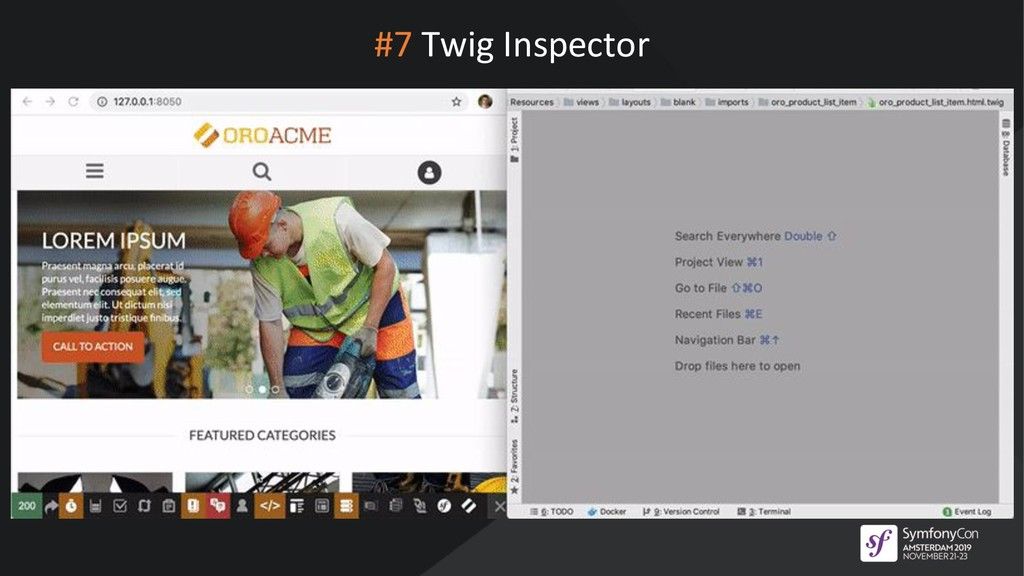 #7 Twig Inspector