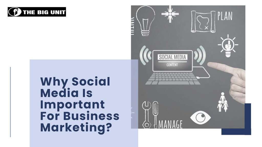 Why Social Media Is Important For Business Mark...