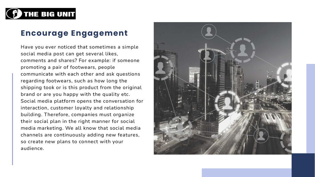 Encourage Engagement Have you ever noticed that...