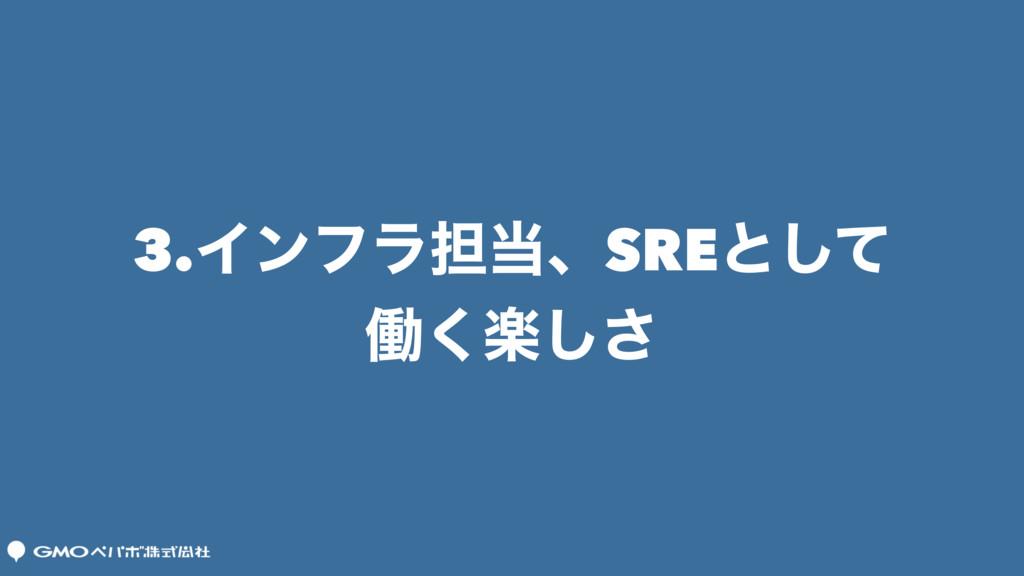 3.Πϯϑϥ୲ɺSREͱͯ͠ ಇָ͘͠͞