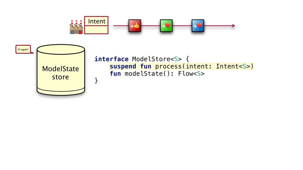 x +❤ +❤ + Intent  ModelState store Hi again! in...