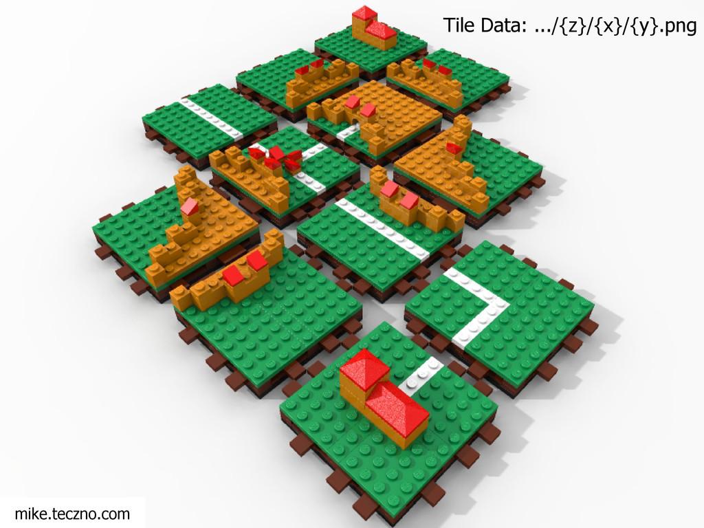 Tile Data: .../{z}/{x}/{y}.png mike.teczno.com