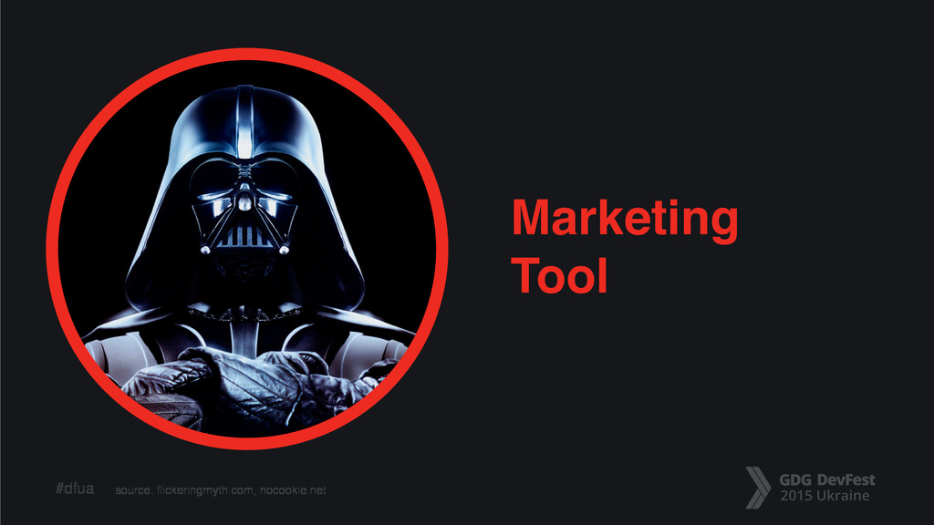 Marketing Tool #dfua source: flickeringmyth.com,...