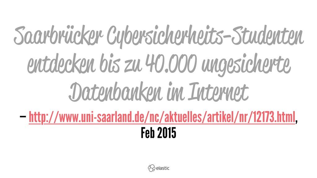 Saarbrücker Cybersicherheits-Studenten entdecke...