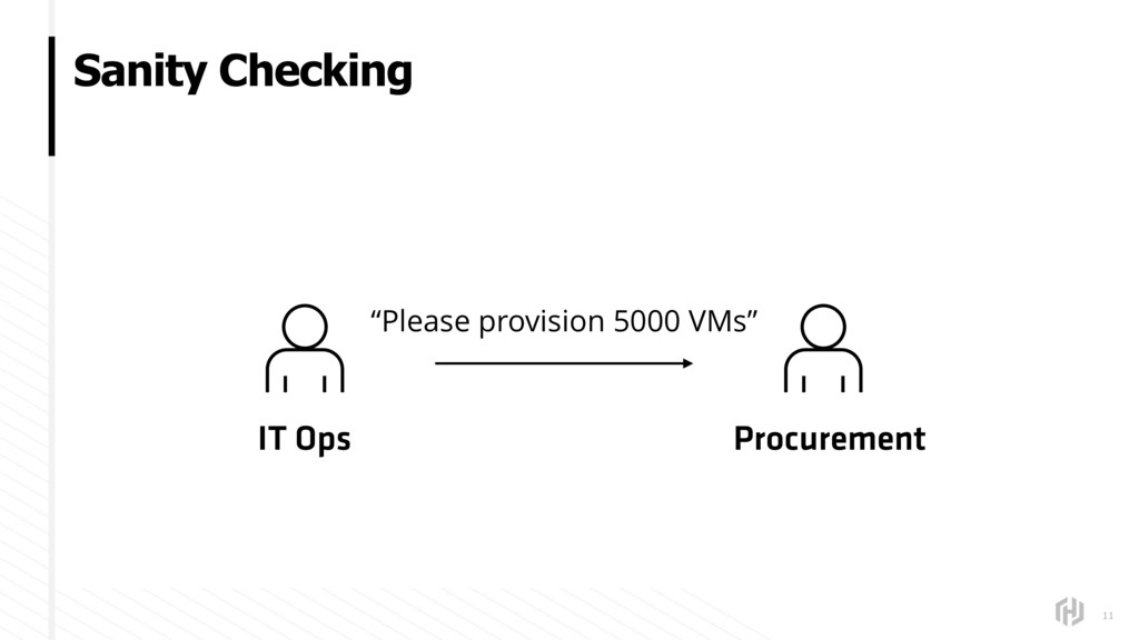 """Sanity Checking 11 IT Ops Procurement """"Please p..."""