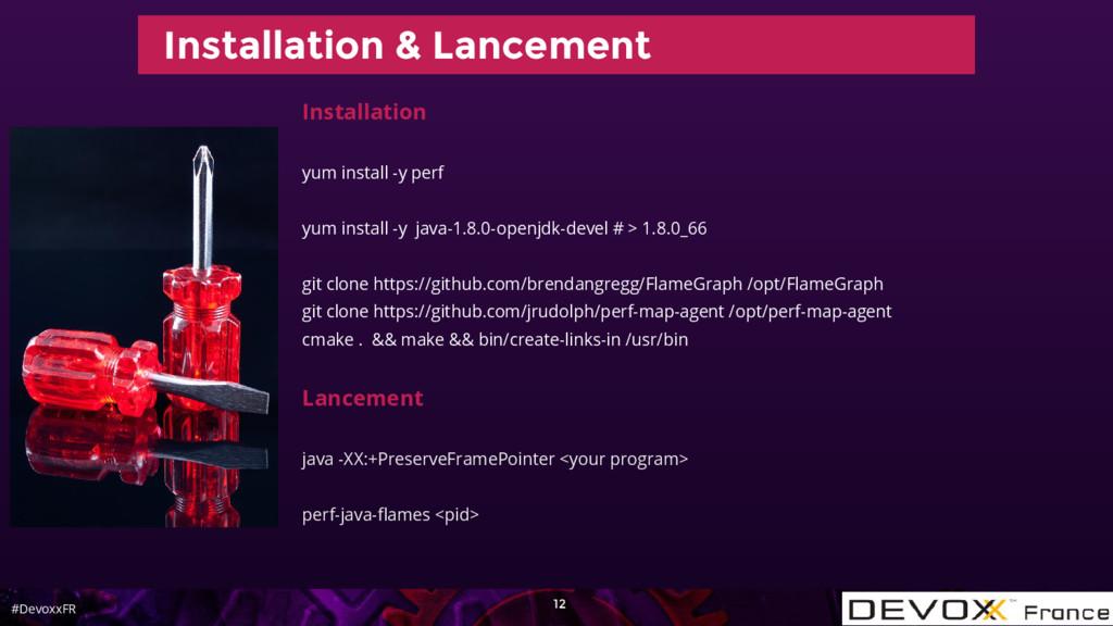 #DevoxxFR Installation & Lancement Installation...