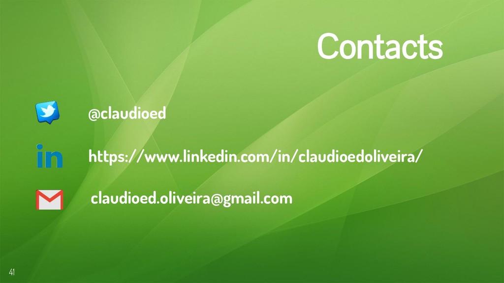 @claudioed 41 https://www.linkedin.com/in/claud...